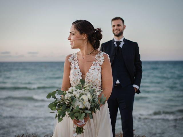 Il matrimonio di Cristiano e Cosmery a San Marzano di San Giuseppe, Taranto 61