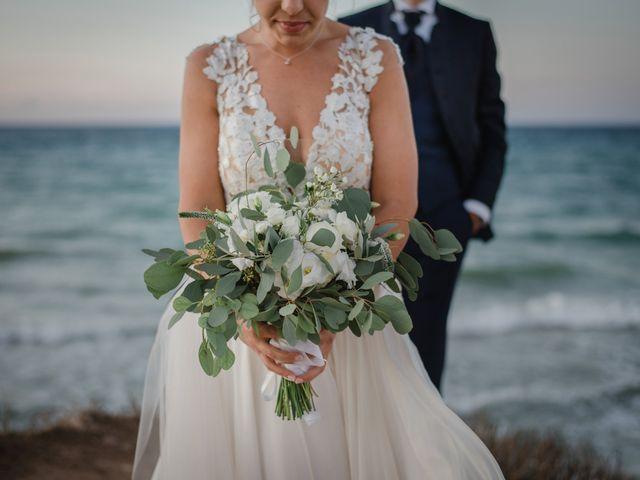 Il matrimonio di Cristiano e Cosmery a San Marzano di San Giuseppe, Taranto 63