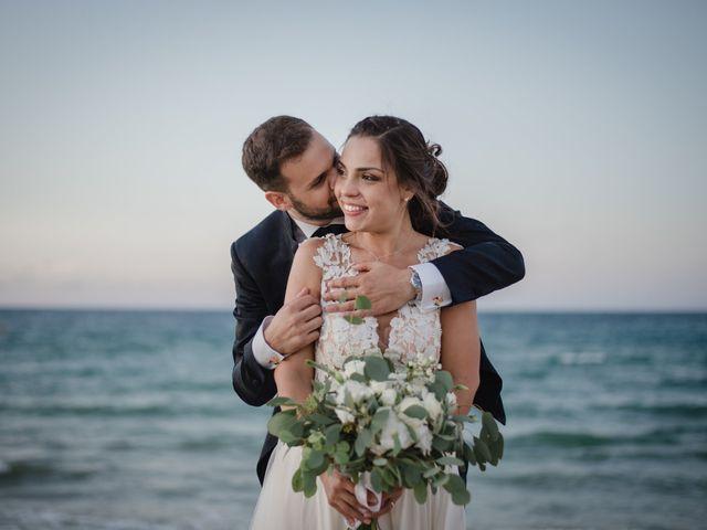 Il matrimonio di Cristiano e Cosmery a San Marzano di San Giuseppe, Taranto 64