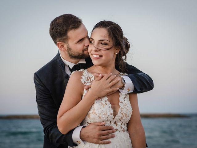 Il matrimonio di Cristiano e Cosmery a San Marzano di San Giuseppe, Taranto 65