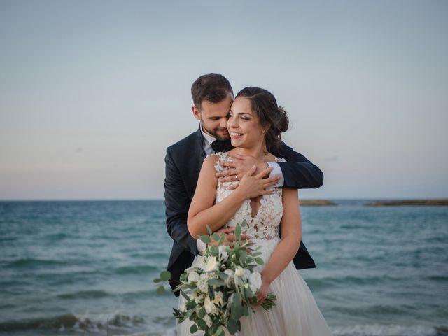 Il matrimonio di Cristiano e Cosmery a San Marzano di San Giuseppe, Taranto 70