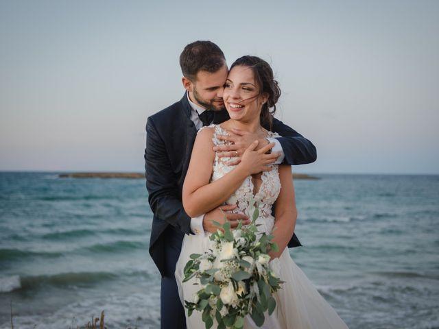 Le nozze di Cosmery e Cristiano
