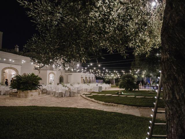 Il matrimonio di Cristiano e Cosmery a San Marzano di San Giuseppe, Taranto 87