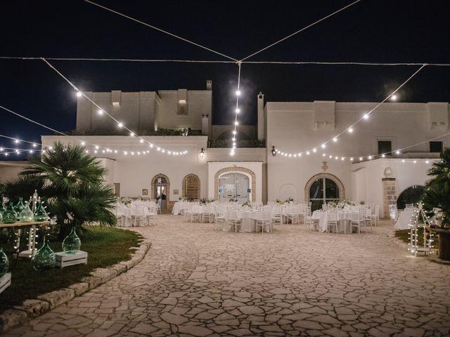 Il matrimonio di Cristiano e Cosmery a San Marzano di San Giuseppe, Taranto 89