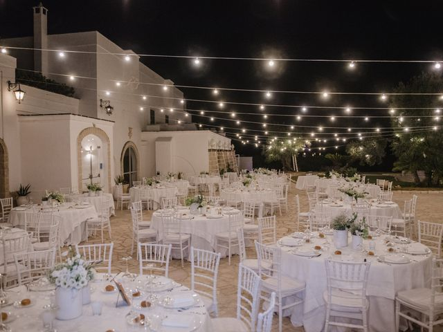 Il matrimonio di Cristiano e Cosmery a San Marzano di San Giuseppe, Taranto 90