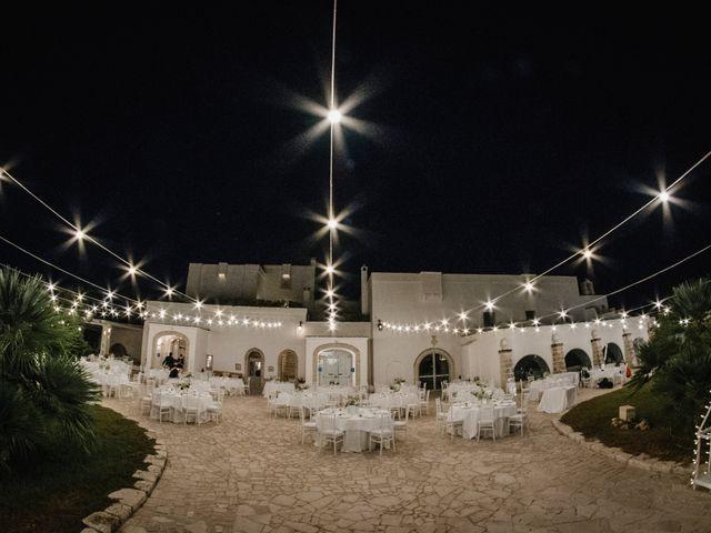 Il matrimonio di Cristiano e Cosmery a San Marzano di San Giuseppe, Taranto 93
