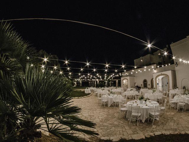 Il matrimonio di Cristiano e Cosmery a San Marzano di San Giuseppe, Taranto 96