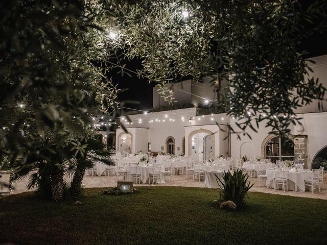 Il matrimonio di Cristiano e Cosmery a San Marzano di San Giuseppe, Taranto 98