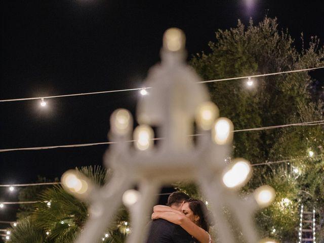 Il matrimonio di Cristiano e Cosmery a San Marzano di San Giuseppe, Taranto 102