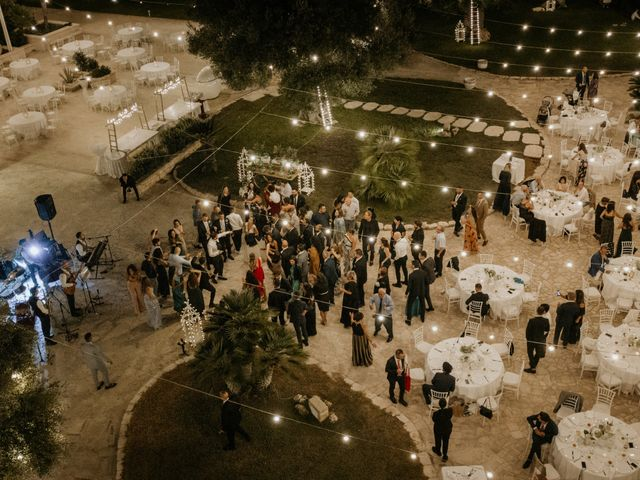 Il matrimonio di Cristiano e Cosmery a San Marzano di San Giuseppe, Taranto 105