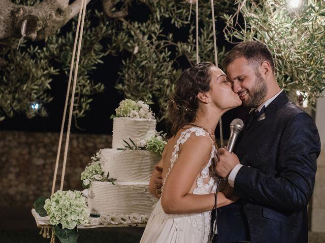 Il matrimonio di Cristiano e Cosmery a San Marzano di San Giuseppe, Taranto 119