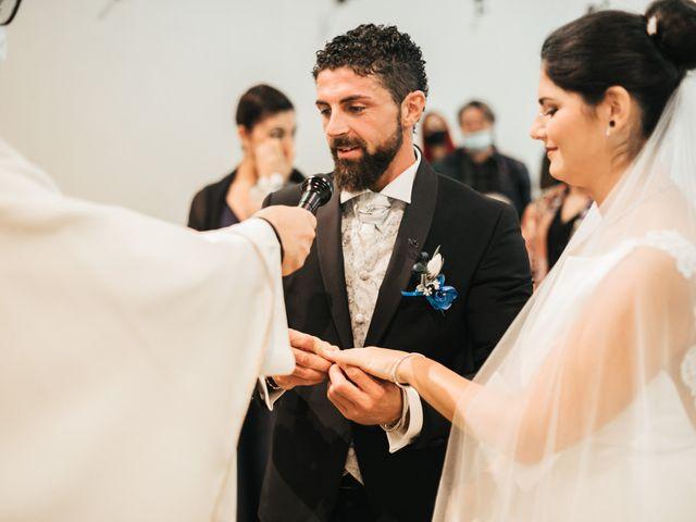 Il matrimonio di Emanuele e Maria Sara a Cesenatico, Forlì-Cesena 45