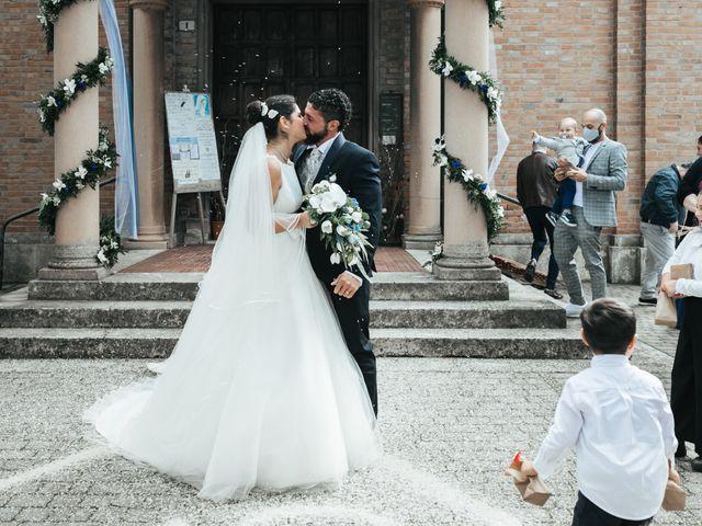 Il matrimonio di Emanuele e Maria Sara a Cesenatico, Forlì-Cesena 56