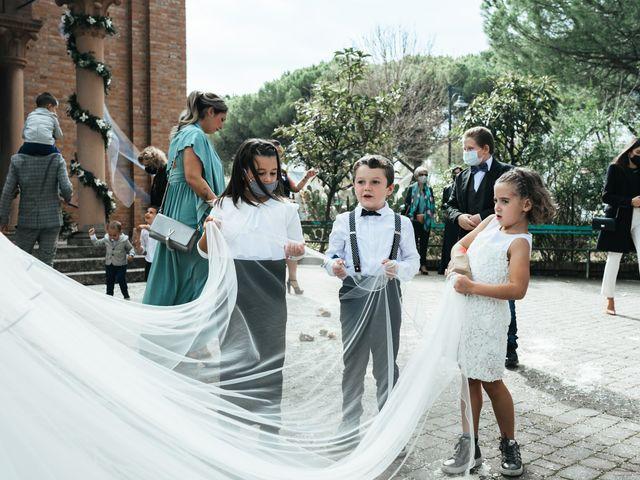 Il matrimonio di Emanuele e Maria Sara a Cesenatico, Forlì-Cesena 58