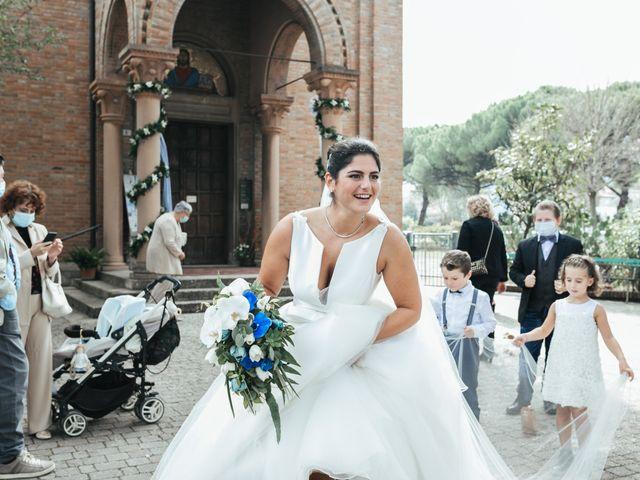 Il matrimonio di Emanuele e Maria Sara a Cesenatico, Forlì-Cesena 59