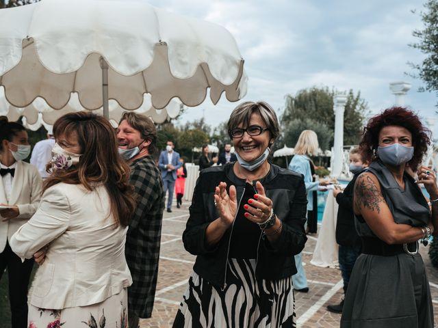 Il matrimonio di Emanuele e Maria Sara a Cesenatico, Forlì-Cesena 67