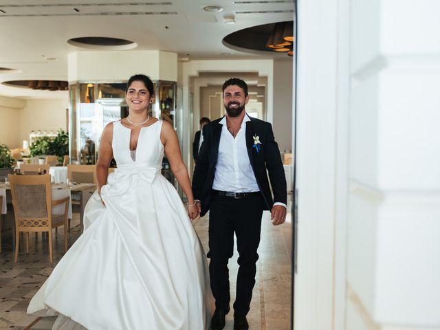 Il matrimonio di Emanuele e Maria Sara a Cesenatico, Forlì-Cesena 75