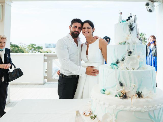 Il matrimonio di Emanuele e Maria Sara a Cesenatico, Forlì-Cesena 94