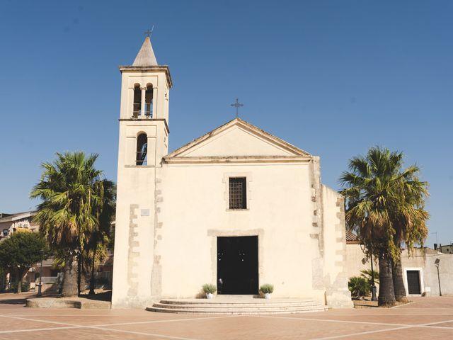 Il matrimonio di Federica e Efisio a Decimomannu, Cagliari 1