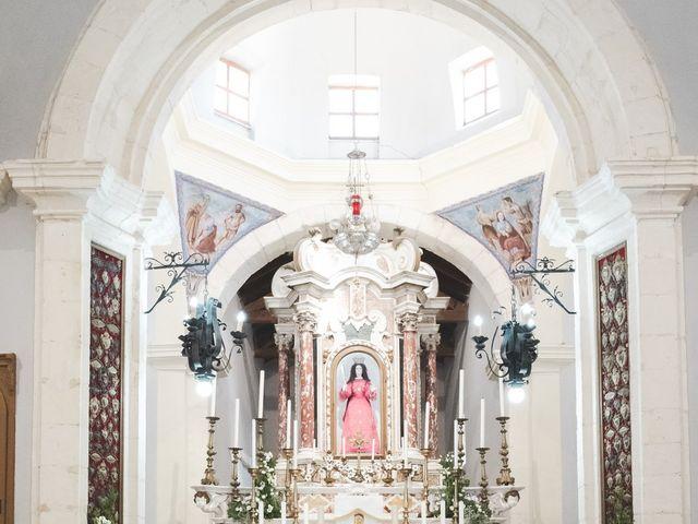 Il matrimonio di Federica e Efisio a Decimomannu, Cagliari 6