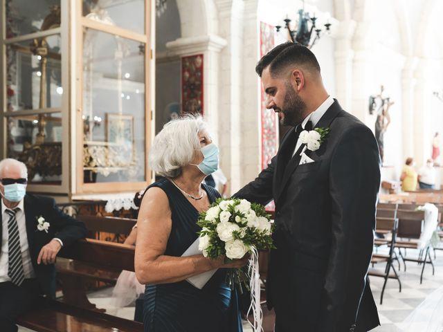 Il matrimonio di Federica e Efisio a Decimomannu, Cagliari 8