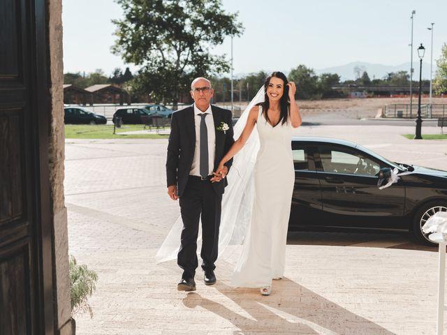 Il matrimonio di Federica e Efisio a Decimomannu, Cagliari 11