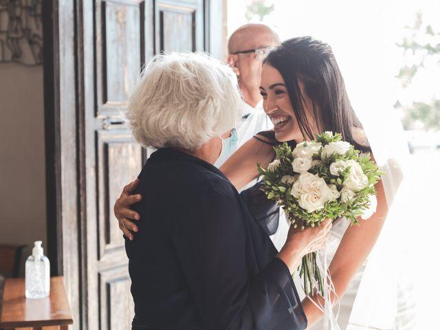Il matrimonio di Federica e Efisio a Decimomannu, Cagliari 12