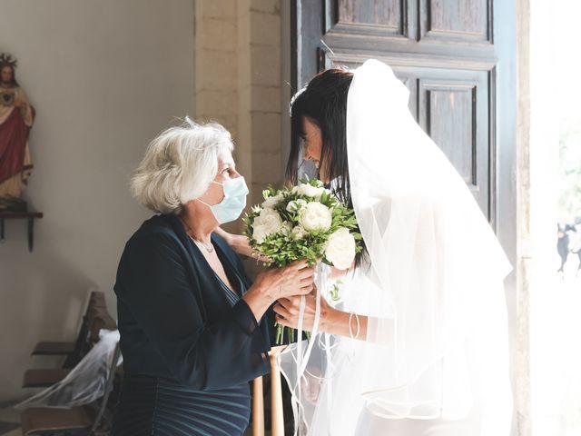 Il matrimonio di Federica e Efisio a Decimomannu, Cagliari 13