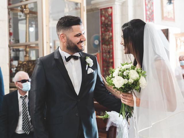 Il matrimonio di Federica e Efisio a Decimomannu, Cagliari 16