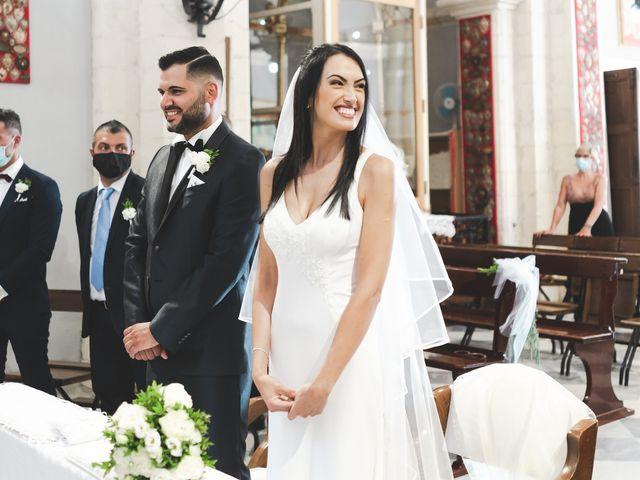 Il matrimonio di Federica e Efisio a Decimomannu, Cagliari 19