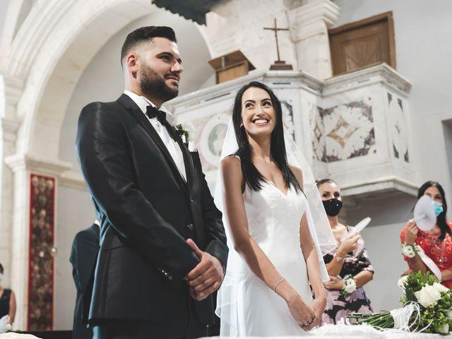 Il matrimonio di Federica e Efisio a Decimomannu, Cagliari 20