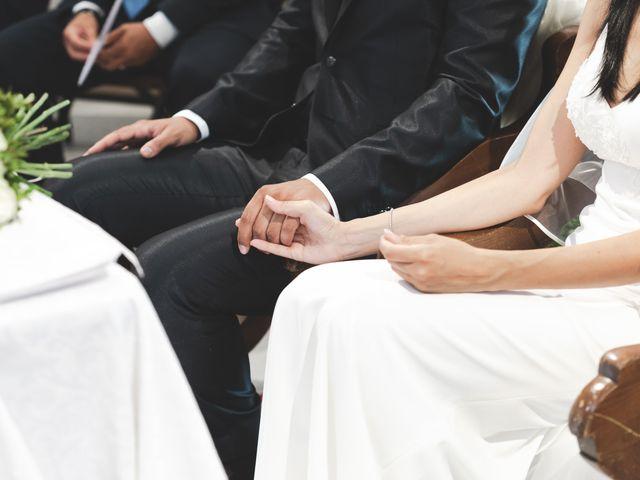 Il matrimonio di Federica e Efisio a Decimomannu, Cagliari 21