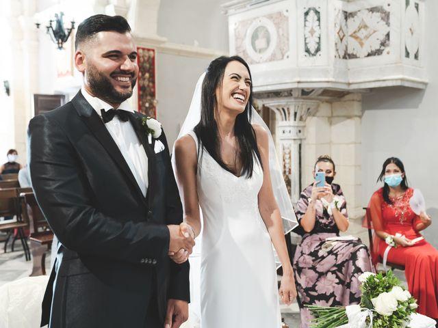 Il matrimonio di Federica e Efisio a Decimomannu, Cagliari 22