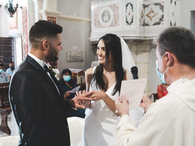 Il matrimonio di Federica e Efisio a Decimomannu, Cagliari 24