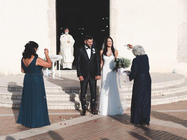 Il matrimonio di Federica e Efisio a Decimomannu, Cagliari 27