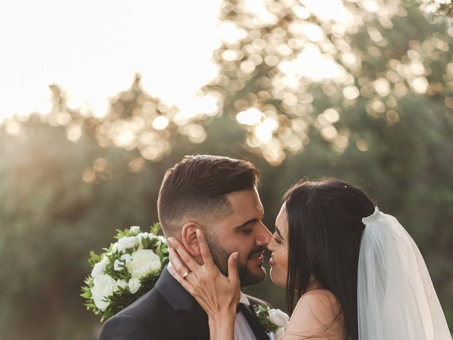 Il matrimonio di Federica e Efisio a Decimomannu, Cagliari 31