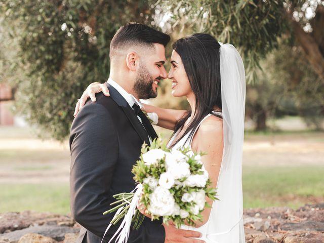 Il matrimonio di Federica e Efisio a Decimomannu, Cagliari 33