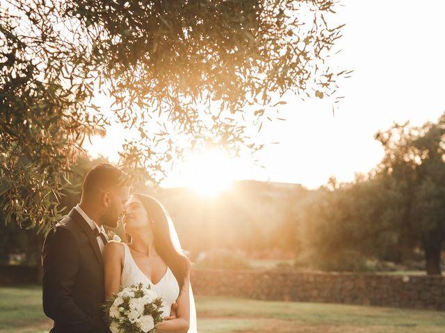 Il matrimonio di Federica e Efisio a Decimomannu, Cagliari 36