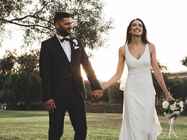 Il matrimonio di Federica e Efisio a Decimomannu, Cagliari 37