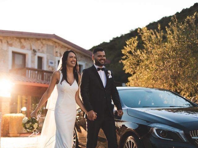 Il matrimonio di Federica e Efisio a Decimomannu, Cagliari 38
