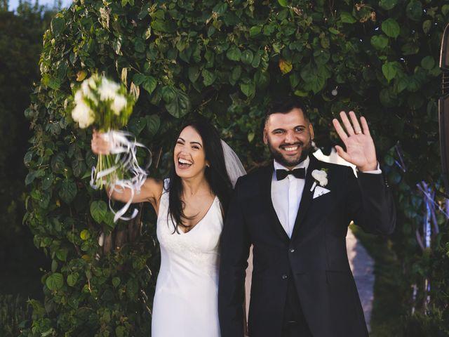 Il matrimonio di Federica e Efisio a Decimomannu, Cagliari 40