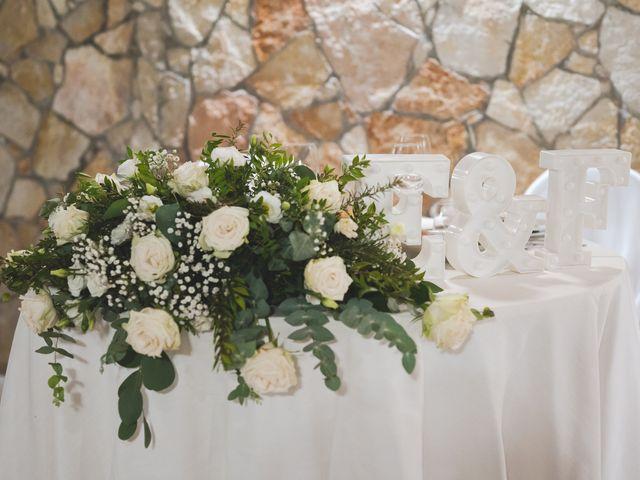 Il matrimonio di Federica e Efisio a Decimomannu, Cagliari 44