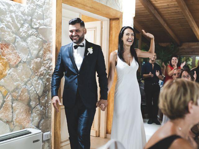 Il matrimonio di Federica e Efisio a Decimomannu, Cagliari 45