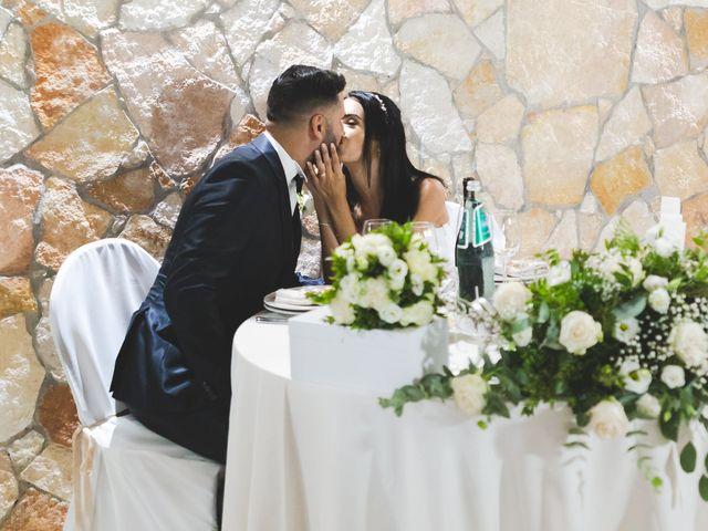 Il matrimonio di Federica e Efisio a Decimomannu, Cagliari 46