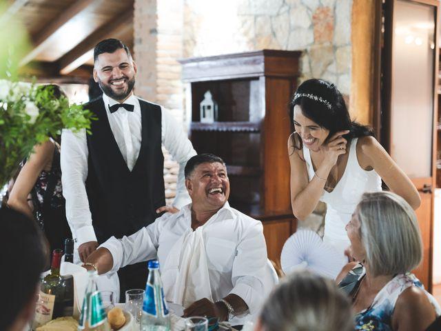 Il matrimonio di Federica e Efisio a Decimomannu, Cagliari 47