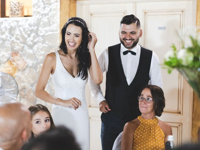Il matrimonio di Federica e Efisio a Decimomannu, Cagliari 48