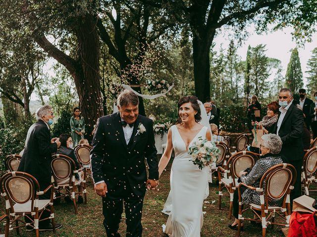 Le nozze di Emanuele e Francesca