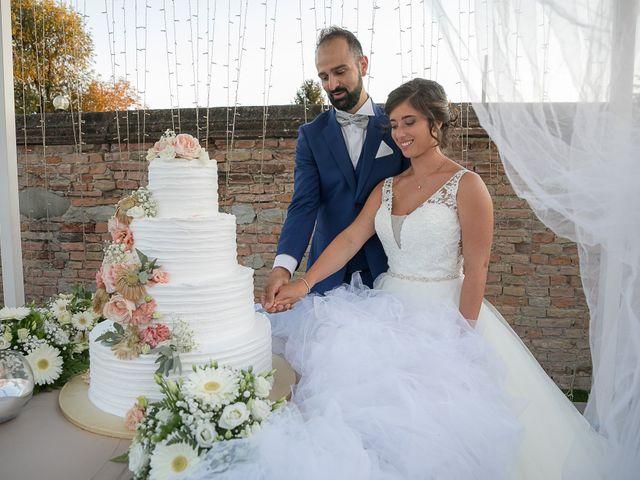 Il matrimonio di Thomas e Federica a Mezzani, Parma 1