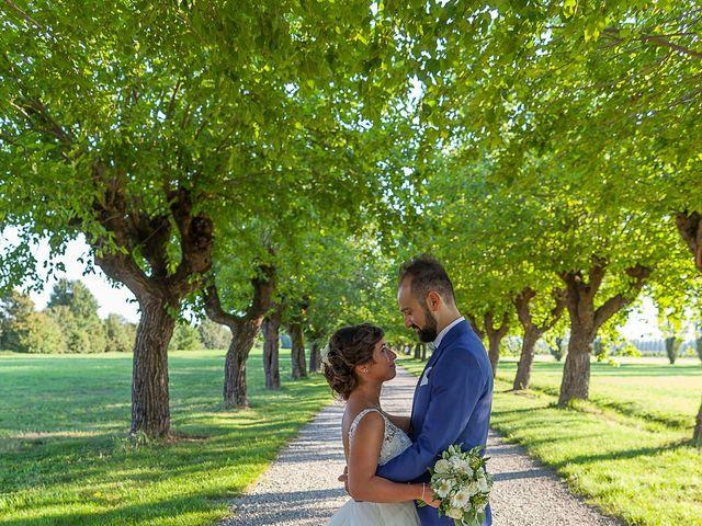 Il matrimonio di Thomas e Federica a Mezzani, Parma 10