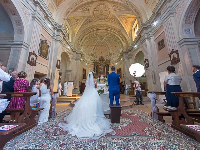 Il matrimonio di Thomas e Federica a Mezzani, Parma 24